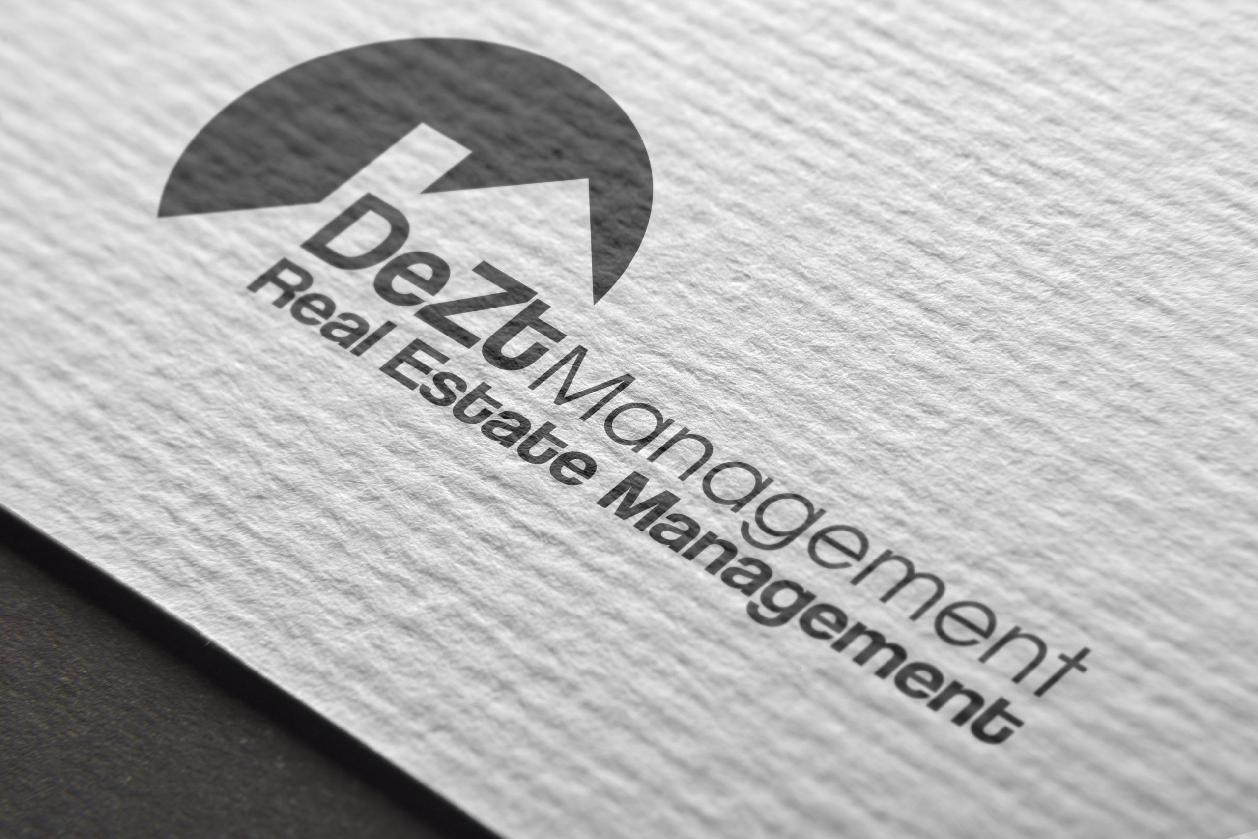 Logodesign DeZt Management