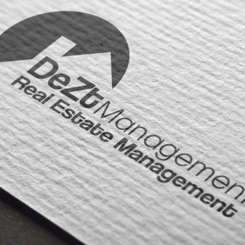 Logodesign DeZt Management