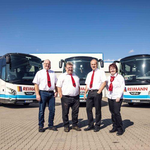 Werbefotografie Busunternehmen Reimann Reisen